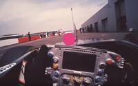 Co se odehrává před očima pilota Formule 1? Speciální brýle zmapovaly body, na které se musí soustředit