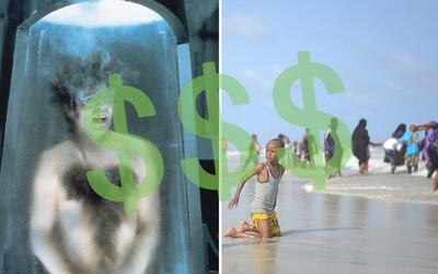 Co si můžeš dovolit za 1 milion dolarů? Zmrazit své mrtvé tělo, vykoupit somálskou pláž i investovat do staré jachty