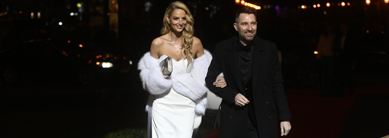 Čo si obliekli slovenské celebrity na Ples v opere? Nechýbala ani červená čiapočka