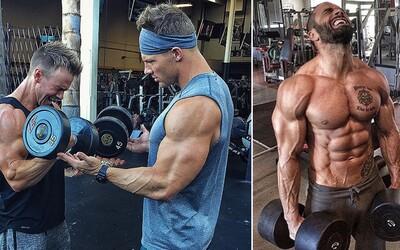 Co stojí za tajemstvím tréninku pro maximalizování nárůstu svalů