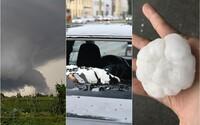Čo sú supercelárne búrky a ako vznikajú? (Odpovedá meteorológ)