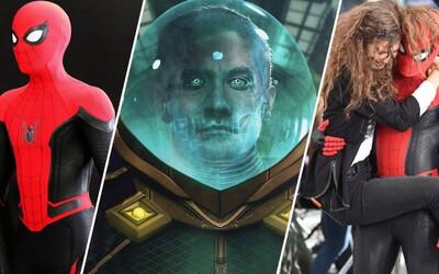 Co ukázal první trailer pro Spider-Man: Far From Home a čím nás překvapila postava Jakea Gyllenhaala?
