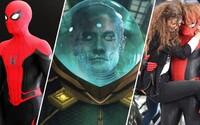 Čo ukázal prvý trailer pre Spider-Man: Far From Home a čím nás prekvapila postava Jakea Gyllenhaala?