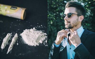 Co vede bohatého a úspěšného člověka ke šňupání kokainu a je jeho motiv jiný než v případě pouličního narkomana?