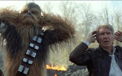 Čo vieme o deji Star Wars a aké teórie máme o tom, kde je Luke a kto je Kylo Ren?