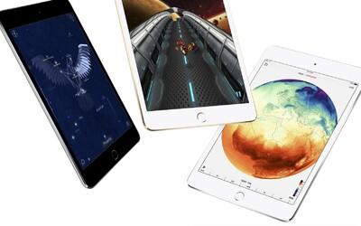 Co všechno nám ukázal Apple kromě menšího iPhonu? Nový iPad a noční režim vypadají více než slibně