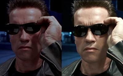 Čo všetko James Cameron zmenil v 3D verzii úžasného Terminátora 2 a o koľko tried sa zlepšila kvalitu obrazu?