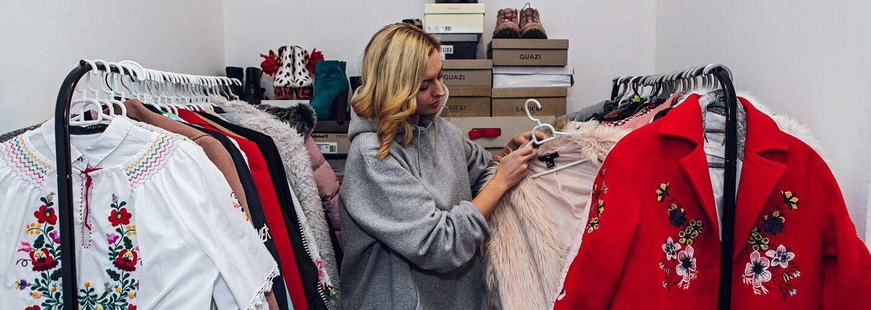 Čo všetko sa zmestí do šatníka slovenskej blogerky Sweet Lady Lollipop?