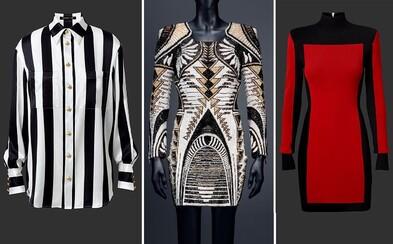 Čo všetko si pripravilo H&M s Balmain pre dámy a v rámci doplnkov?