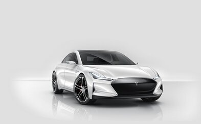 Co vznikne, když se spojí KITT a Tesla Model S? Čínský skvost na kolech zvaný The Youxia X