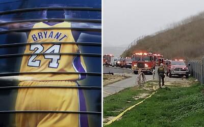 Čo zatiaľ vieme o havárii helikoptéry, v ktorej bola hviezda NBA Kobe Bryant?