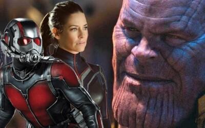Čo znamená koniec Ant-Man a Wasp pre Avengers 4 a o čom boli potitulkové scény?