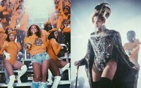 Coachella v podaní Beyoncé. Ako vyzerali outfity, na ktorých výrobe sa podieľala samotná Bey?
