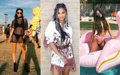 Coachella Weekend #1: Prinášame ti tie najlepšie outfity z obľúbeného hudobného festivalu