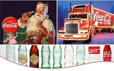 Coca-Cola aneb nápoj, který navždy změnil svět marketingu. Znáš jeho historii, která sahá až do 19. století?