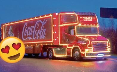 Coca-Cola kamióny prídu aj na Slovensko. Vianočnú atmosféru privezú do týchto 12 miest