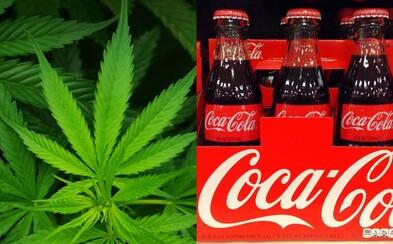 Coca-Cola možno začne produkovať nápoje s obsahom marihuany. Hlavným cieľom je priniesť zdraviu prospešný nápoj