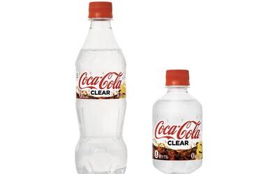 Coca-Cola prichádza na trh so svojou priesvitnou verziou. Novinka by mala byť úplne bez kalórií
