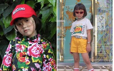 Coco má len 6 rokov a už je v Japonsku módnou ikonou. Na Instagrame si ľudia zamilovali jej pestrofarebné a divoké outfity