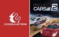 Codemasters kúpilo herné štúdio stojace za simulátormi Project Cars a Project Cars 2
