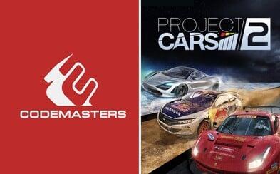Codemasters koupilo herní studio stojící za Project Cars a Project Cars 2