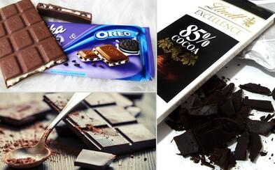 Čokoláda, kakao a rast svalov. Existuje tu nejaké spojenie?