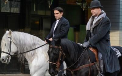 Colin Farrell a Russell Crowe v netypickej fantasy Winter's Tale