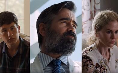 Colin Farrell sa v mysterióznom thrilleri musí postarať o svoje dve ochrnuté dcéry a svoj rozpadajúci sa život
