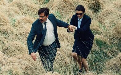 Colin Farrell si musí do 45 dní nájsť manželku, inak sa premení na Homára