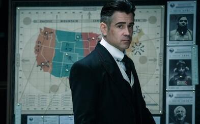 Colin Farrell si v oznámené sérii od Amazonu zahraje podplukovníka Olivera Northa, který figuroval ve známé politické aféře Irán-Contras