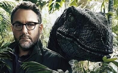Colin Trevorrow o pokračovaní Jurassic World: bude tam akčná scéna, ktorá vám odpáli dekel!