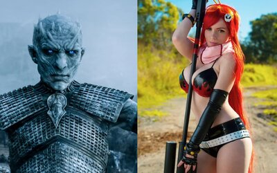 Comics Salón prinesie Night Kinga z Game of Thrones aj premakané cosplaye. Akciu v Bratislave nesmie vynechať žiaden milovník komiksov