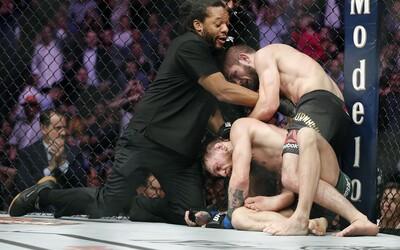 Conor McGregor a 28 dalších bojovníků od něj dostali výprask. Podívej se na 10 nejlepších zápasů Khabiba Nurmagomedova