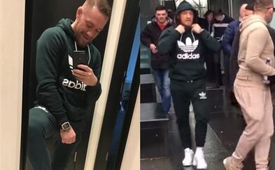 Conor McGregor írskemu kartelu odkázal, nech si preňho prídu. Na súde kvôli nezaplatenej pokute sa zabavil aj na účet zvedavej sudkyne