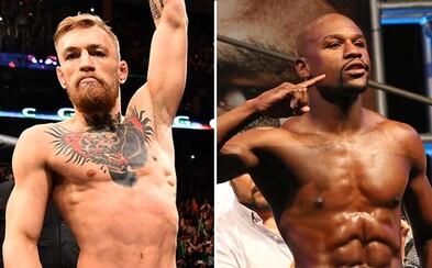 Conor McGregor má potvrzený zápas s José Aldem, ale mezitím nezahálí a vyzývá Floyda Mayweathera na zápas v boxu