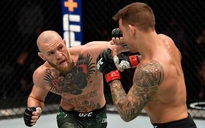Conor McGregor opäť prehral. Po šialenom prvom kole zápas skončil pre desivé zranenie