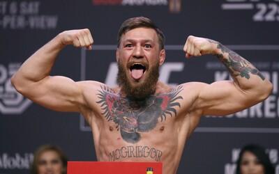 Conor McGregor opäť zaútočil na Khabiba Nurmagomedova. Hnevá sa aj na šéfa UFC, ktorý ho označil za príliš malého