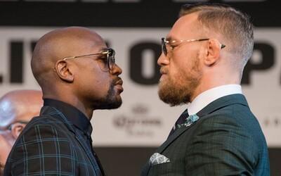 Conor McGregor plánuje vymyslet nový sport. Když prý zatočí s Mayweatherem, vymyslí úplnou novinku