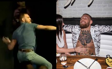 Conor McGregor poputuje pred súd za hádzanie plechoviek z tlačovky. Zranil ochrankára a ten teraz žiada desiatky tisíc ako odškodnenie