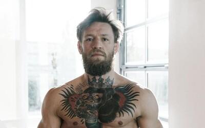 Conor McGregor přiznal, že celý týden před zápasem s Khabibem Nurmagomedovem propil