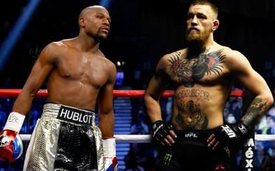 Conor McGregor sa dohodol s Floydom Mayweatherom. Najočakávanejší súboj by mal byť ohlásený do dvoch týždňov