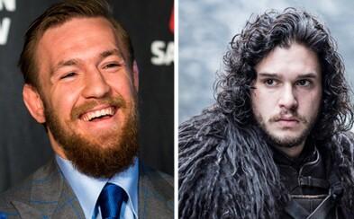 Conor McGregor sa objaví v seriáli Game of Thrones. Tvorcovia si preňho pripravili nezvyčajnú úlohu na lodi