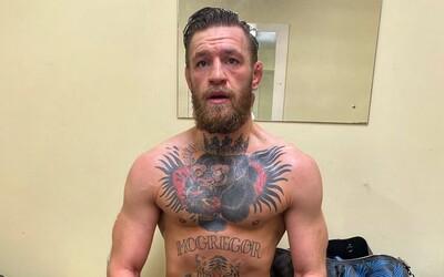 Conor McGregor sa onedlho vracia do UFC. Na Twitteri zdieľal fotky s premenou svojho tela