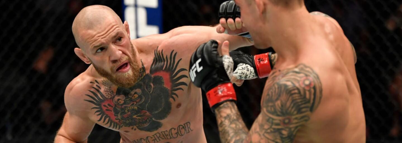 Conor McGregor se vrací do klece! 10. července se znovu pobije s Poirierem