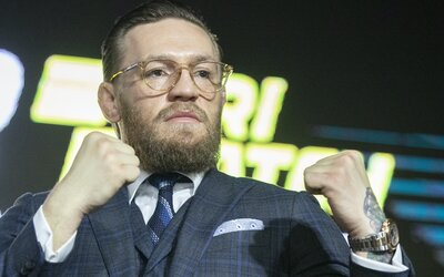 Conor McGregor vydělal 60 miliónů za čtyřicet sekund. Věštkyně Jolanda zemřela