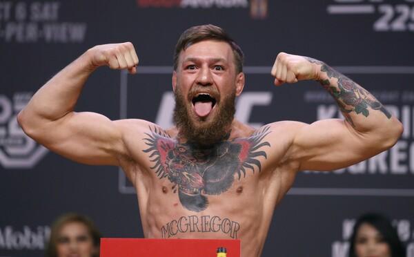 Conor McGregor vytvoril nový rekord a za tvrdé ukončenie Cowboya dostal bonus 45 000 eur