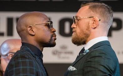 Conor McGregor vyzývá Mayweathera k odvetě. Tentokrát si chce však pravidla určit on