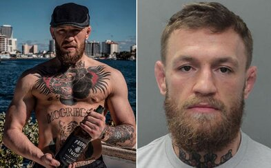 Conora McGregora zatkli v Miami