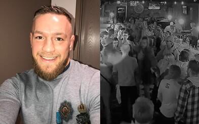 Conorovi McGregorovi sa írsky kartel vyhrážal smrťou, pretože sa zaplietol do barovej bitky. Chceli od neho 900-tisíc eur ako náhradu škody