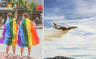 Čoskoro budeš možno môcť letieť ako nepohlavný aj v Česku. Letecké spoločnosti v USA pridávajú k mužovi a žene ďalšie 2 možnosti